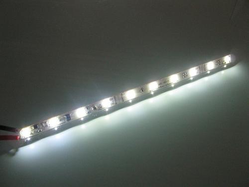 LED Waggonbeleuchtung warmweiß H0 TT WBL H0 1